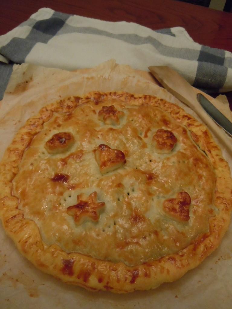 Pizza di scarole_