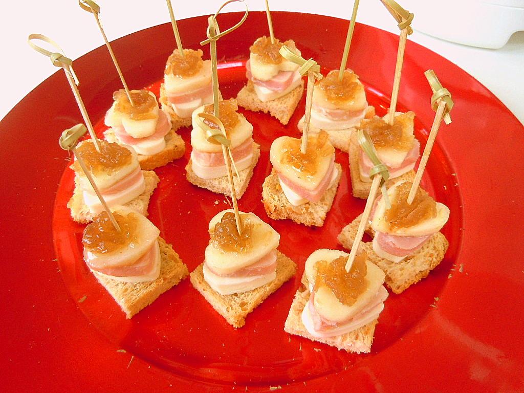 Crostini di san valentino1