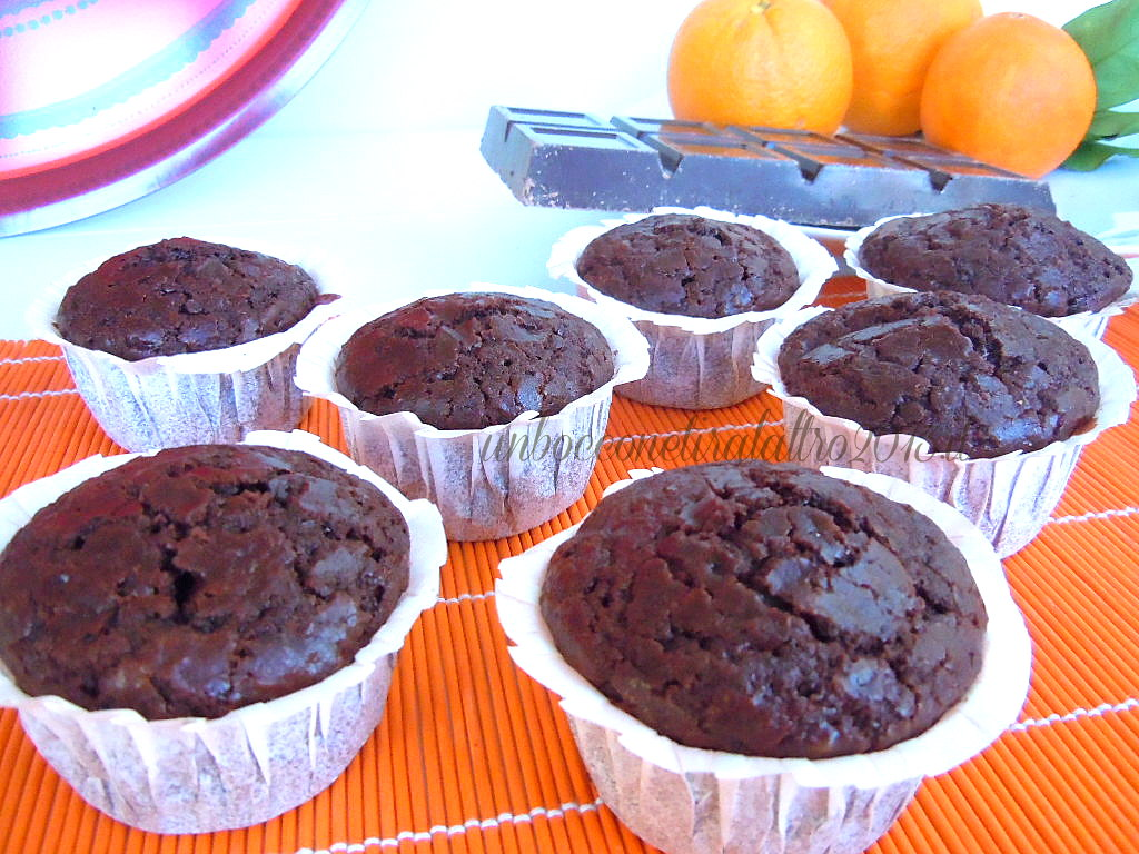 Muffin al cioccolato Montersino