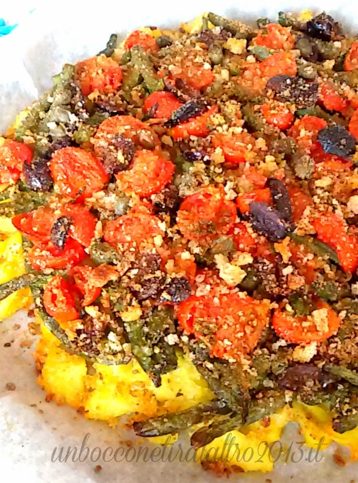 fagiolini patate e pomodorini 2