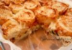 parmigiana di pane e_zucchine