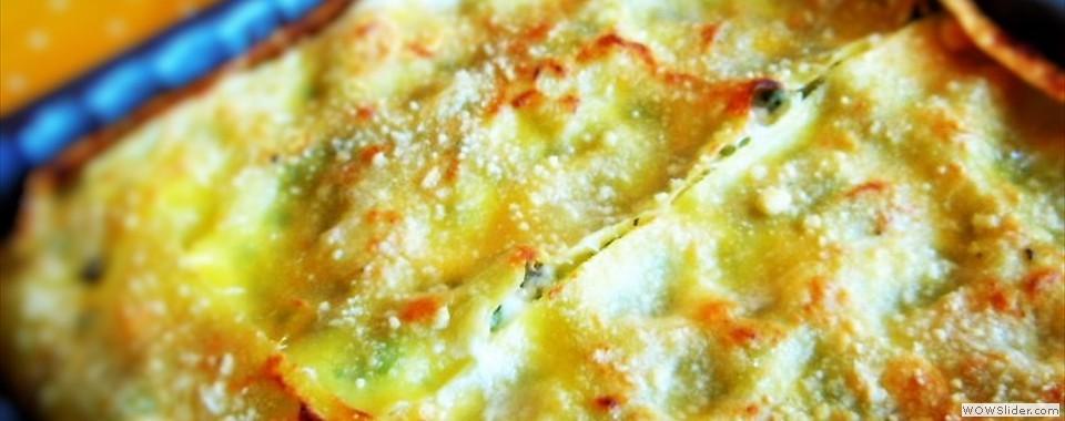 Lasagnetta primavera
